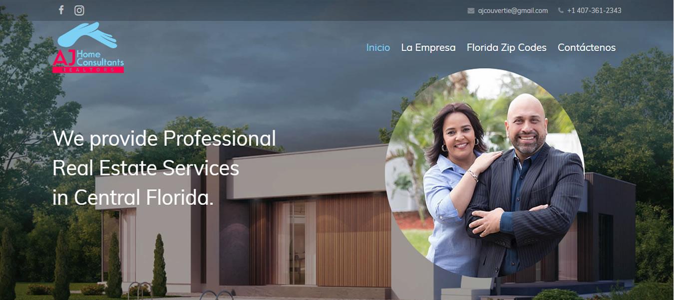 AJ Home Consultants [Web]