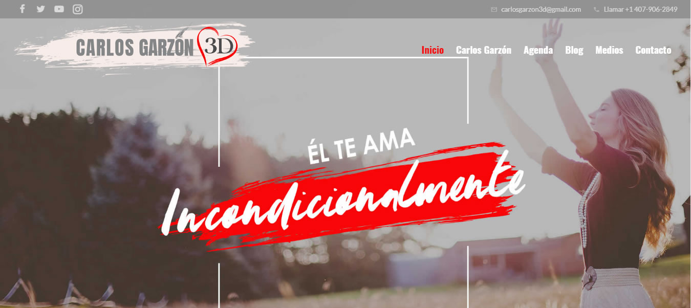 Carlos Garzón 3D [Web]