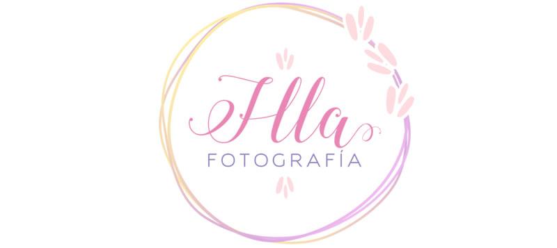 Hla Fotografía [Logo]