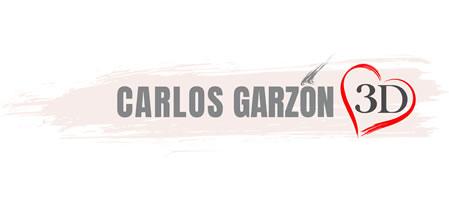 Carlos Garzón 3D [Logo]