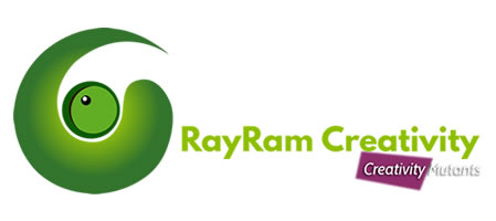 RayRam Creativity [Logo]