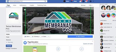 Techos Membranas PVC [SMM]