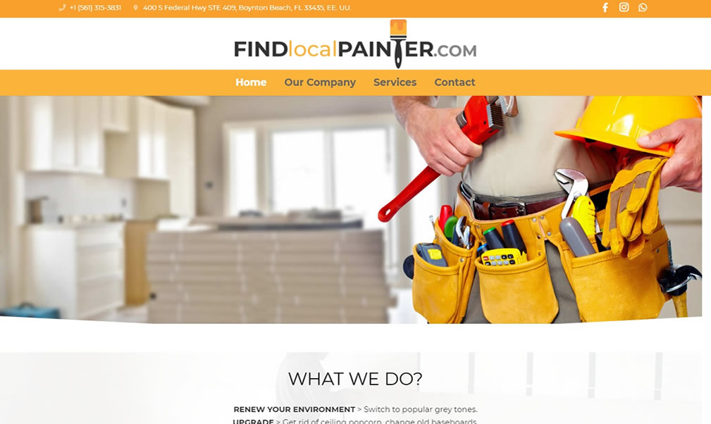 Find Local Painter