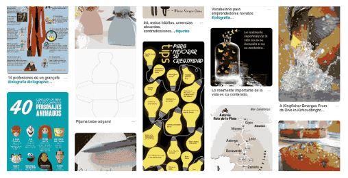 Página web con diseño modular