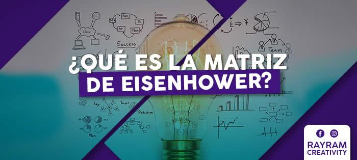Qué es la Matriz de Eisenhower