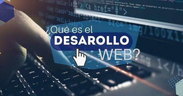 Qué es el Desarrollo Web