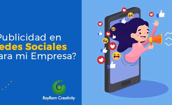 Publicidad en Redes Sociales para mi Empresa
