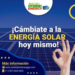Solar Hybrid Energy PR